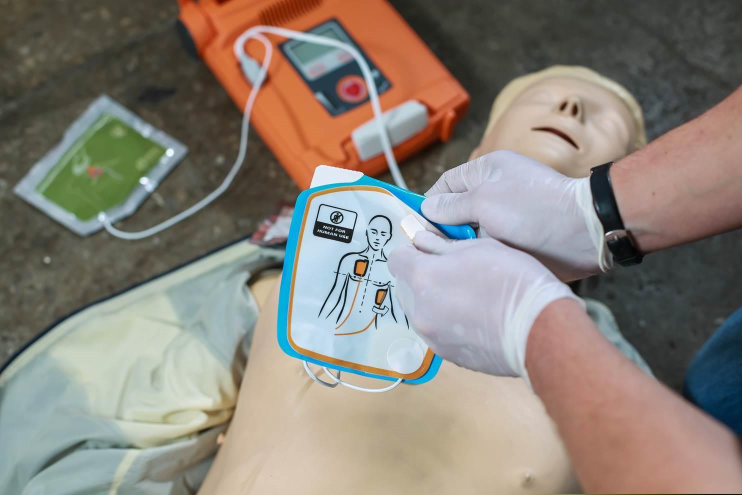 OED (Otomatik Eksternal Defibrilatör) Eğitimi